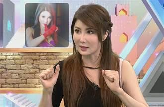 武打女星楊麗菁榮總遭路人毆打 警調閱監視器追凶