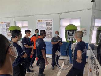 台南電動公車上路 消防人員加強事故救援訓練
