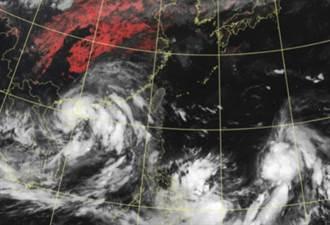 「圓規」颱風連假逼近 這2天嚴防共伴效應挾豪雨狂炸