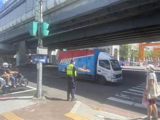 國慶連假 中和警將配合實施「入口匝道儀器管制」