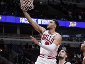 NBA》全新公牛好強!連兩場熱身賽痛宰對手36分