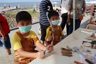 漁村青年大連線 台南七股生活藝術市集好吃又好玩