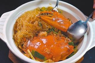 美味秋蟹搶鮮嘗-好吃最是常民味!晶華軒秋蟹開賣