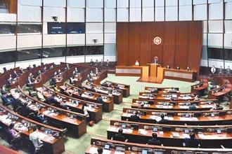 香港立法會換屆選舉 12月19日舉行