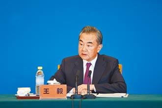 王毅:反恐政治化、工具化 養虎為患