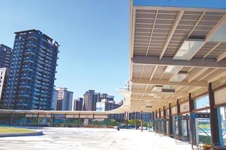 林口公車轉運站 15日起試營運