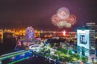 國慶焰火在高雄 市府公布步行指南