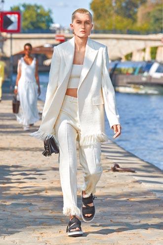 2022春夏巴黎時裝周 Chloe以愛之名