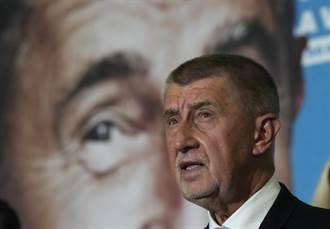 捷克國會大選 中間偏右反對聯盟險勝總理巴比斯