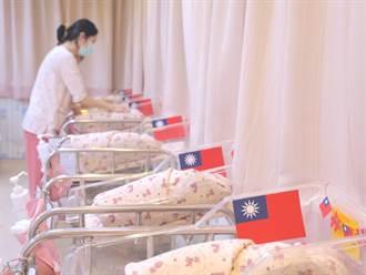 新竹市12名國慶寶寶來報到 市長林智堅送上祝福