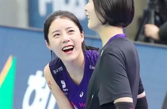 24歲韓國排球女神遭控偷吃家暴 尪被打到崩潰痛訴:我活在地獄