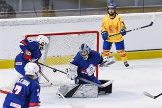 冰球》中華0比4輸西班牙 資格賽全敗無緣北京冬奧