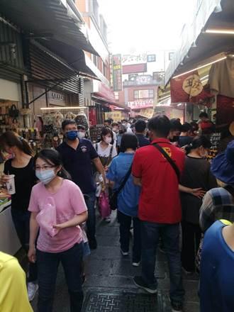 雙十連假台南人潮成長4成 各商圈搶攻振興商機