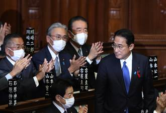 日相岸田文雄上任一周 內閣支持率63.2%