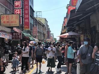 國慶連假台南湧入50萬遊客 住宿率達8成