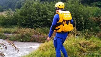 2人相約攀登羅馬縱走 54歲男回程渡河被沖走 消防搜救中