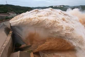 黃河小浪底等3大水庫水位創歷史新高 秋汛防洪進入最關鍵階段