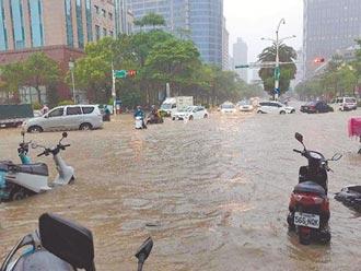 同巷弄不同命 淹水補助雙標 挨轟天龍法令