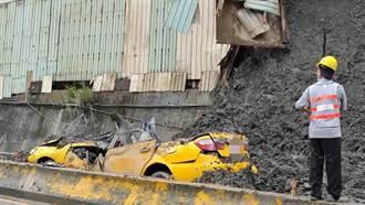 計程車司機遭坍塌砂石場活埋 警方依業務過失致死偵辦