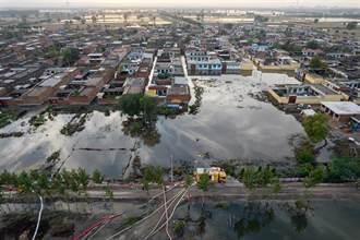 強降雨致山西15人因災死亡 經濟損失高達216.25億元