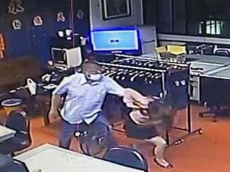 賣淫女被抓3次派出所咆哮 警被激怒扯髮遭記過