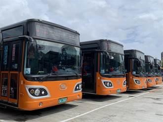 新北579路線公車全面升級 全市電動公車總數破76輛