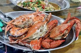 開卷書摘》秋天就是要吃蟹啊 掌握撇步到龜吼漁港呷尚青