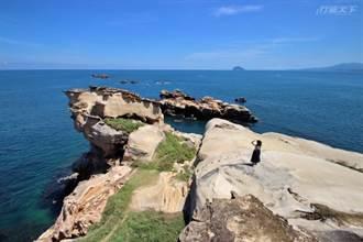 開卷書摘》北海岸野趣祕境沙灘  攀奇特砂岩碉堡秒到土耳其