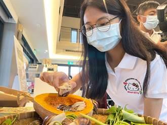 台東返鄉青年養殖白玉蝸牛 進軍美妝市場