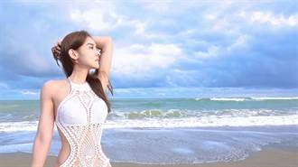 「瑜伽女神」夏米雅墾丁海邊放電 姣好身材引路人圍觀