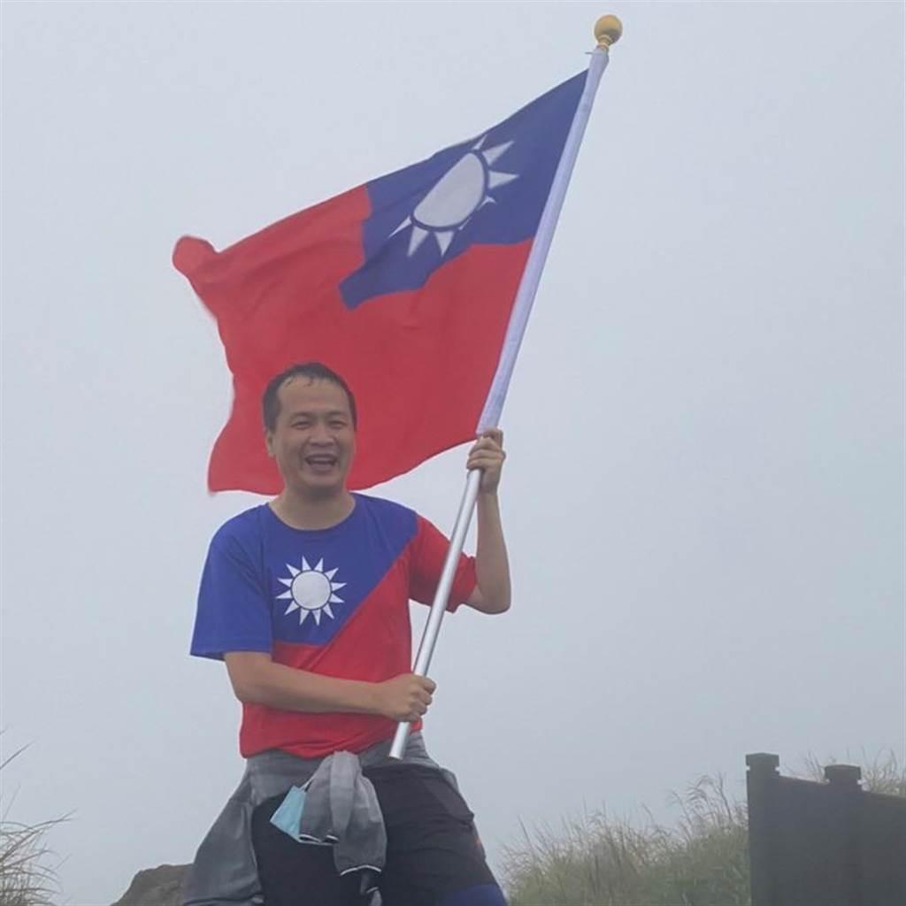 國民黨台北市議員羅智強。(圖/取自羅智強臉書)