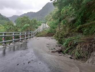 不斷更新》雨勢加劇 花蓮全縣、台東4村停止上班課