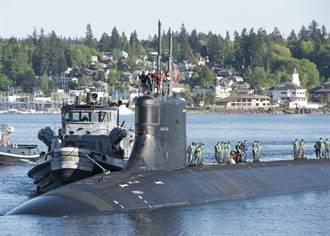 謠傳核潛艇撞南海養殖箱 美卻三緘其口 陸專家:恐犯低級失誤