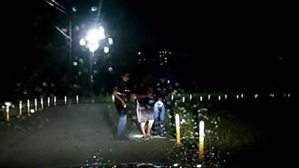 老翁颱風夜外出迷途 竟從楊梅走了15公里到八德