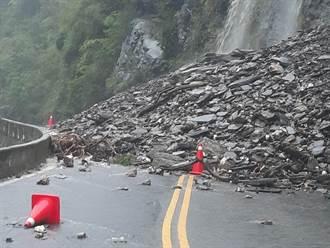 連日大雨道路崩塌有致災危險 台東縣這2村今下午停班課