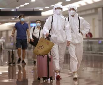 疫情降至一級也不會出事 醫建議開國門採「機組員模式」