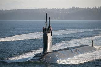 瞄準大國競爭的水下頂尖殺手 美海軍曝下一代攻擊潛艦