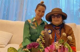 李玟83歲母驚傳散步遭襲擊 多處骨碎、右半身癱瘓