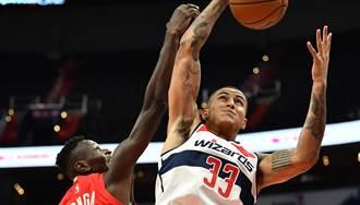 NBA》庫茲馬飆全場最高分 外線8中6狀態漸入佳境