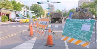 道路挖掘許可費高雄六都最高 市議員批坑人