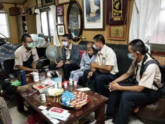 台南最長壽人瑞 西港108歲黃烟阿嬤記性好