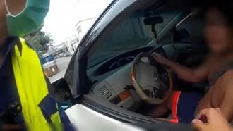 警變更攔檢點27萬罰單撤銷 撞傷值勤員警拘役50日