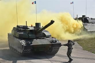 太扯 「雷克勒」主力戰車機密洩漏 原因將讓法軍抓狂