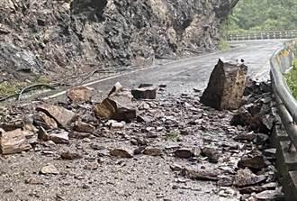 南橫落石、坍方恐致災 台東海端鄉2村、延平鄉周四停班課