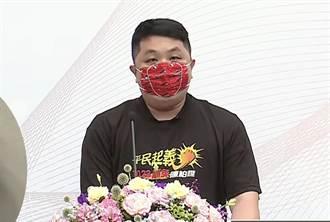 罷免陳柏惟電視說明會登場 領銜人直球猛攻爭議言行