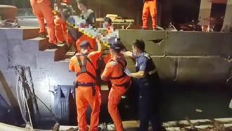 颱風過後計畫出海 老蚵農整理膠筏不慎落水溺斃