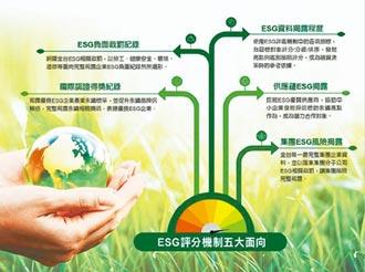 加速永續綠色行動 趕上全球趨勢