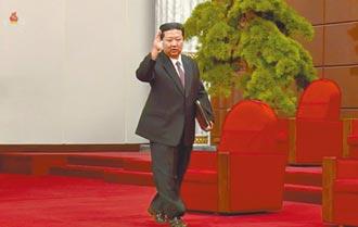 健康亮紅燈?! 金正恩西裝搭涼鞋