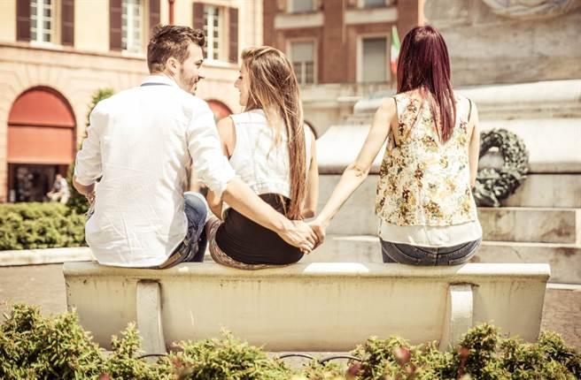 英國研究稱,男性的睪固酮激素越高越容易出軌。(示意圖/達志影像)