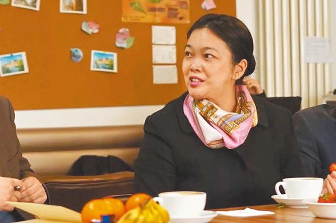 北京國際關係學院智慧財產權與科技安全研究中心主任、國際政治系副主任郝敏。(取自網路)